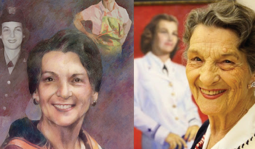 HOF Inductee Janice Eleanor Beavon Gravely passes away at 99